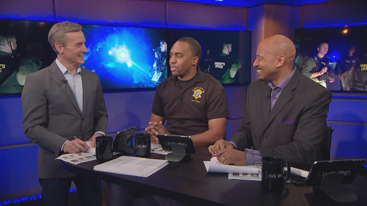 Live PD' TV show featuring South Carolina deputies a hit for