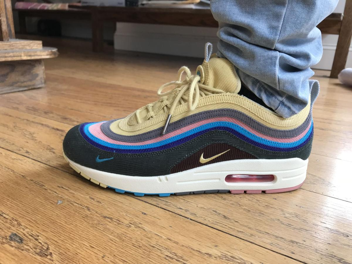 Sean Wotherspoon X Nike Air Max 97/1 shoe