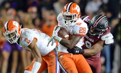 Clemson vs South Carolina (copy)