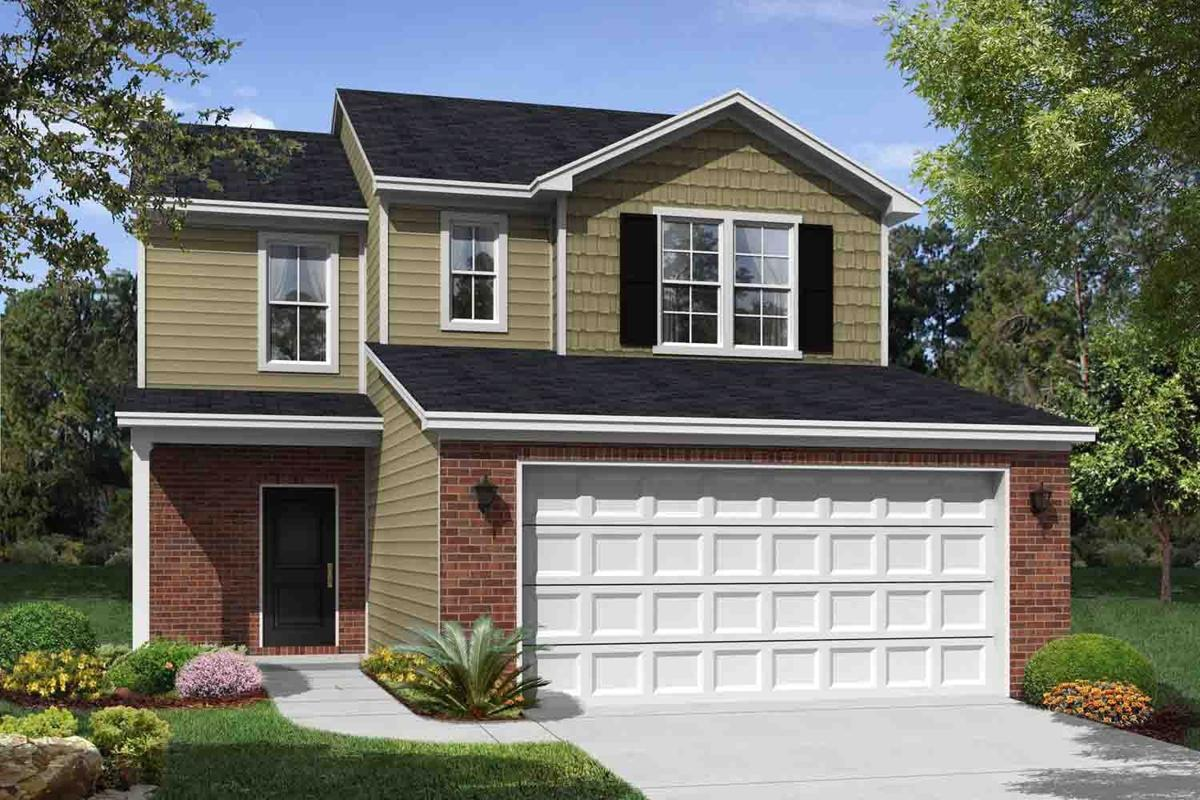 Limehouse Villas model from Ryland Homes opens in Summerville