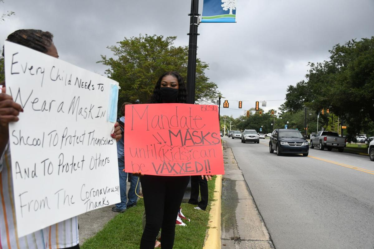 Four staff members pass away from COVID in DD2, parents throughout low country push for mask mandate