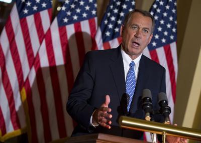 Obama, Boehner trade barbs