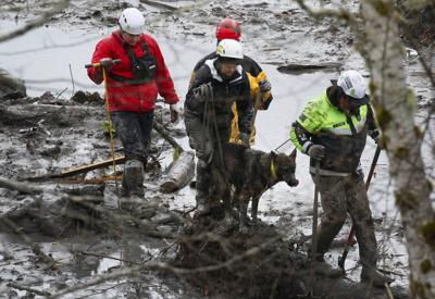 Death toll climbs to 27 at Washington mudslide