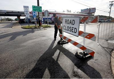 Conway 501 Road Closed.jpg (copy) (copy)