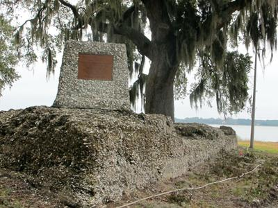 Archeologists begin dig at South Carolina's Fort Frederick, oldest tabby fort in Southeast
