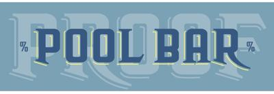 Pool Bar Logo