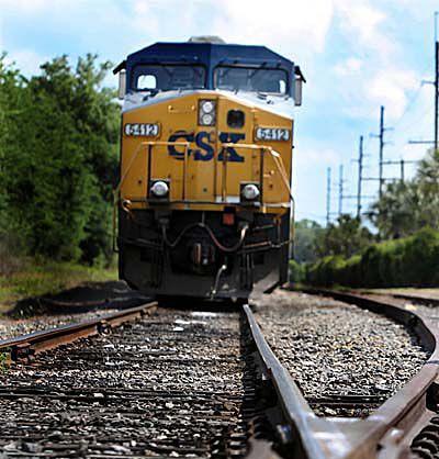 North Charleston to hold rail hearing