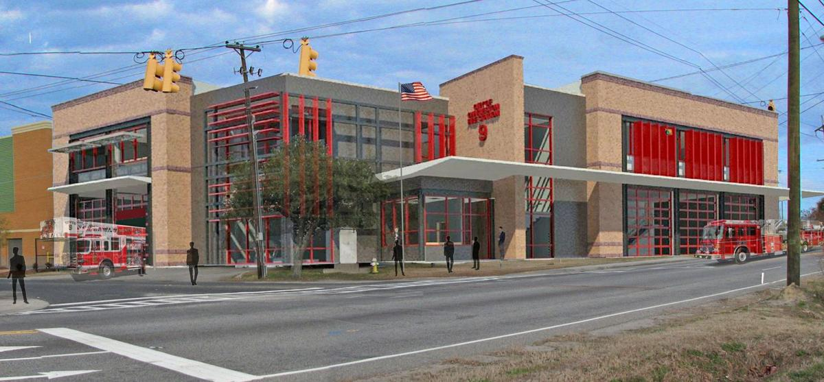 City's new fire station to be a model of form, function