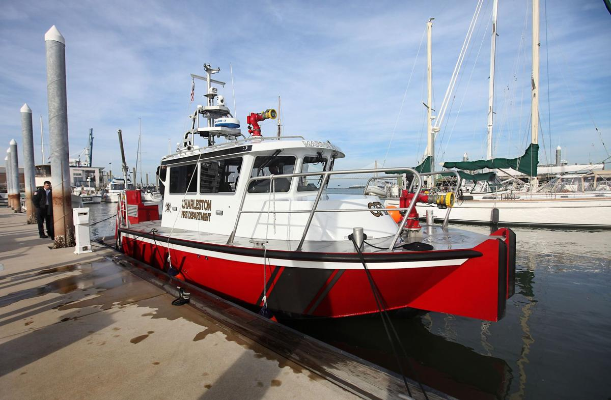 Chas. fire chief ponders changes after boat crash