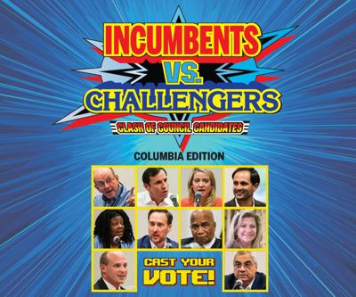 Incumbents vs Challengers: Clash of Council Candidates