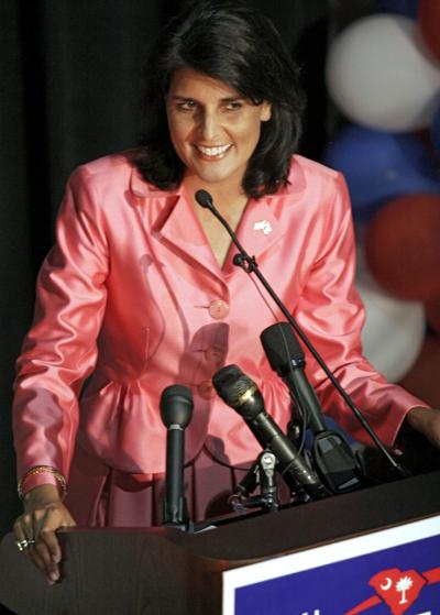 Nikki Haley one of Time magazine's 10 to watch in 2016