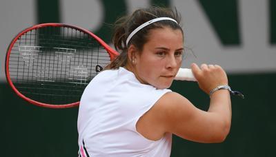 Emma Navarro Junior French Open final (copy)