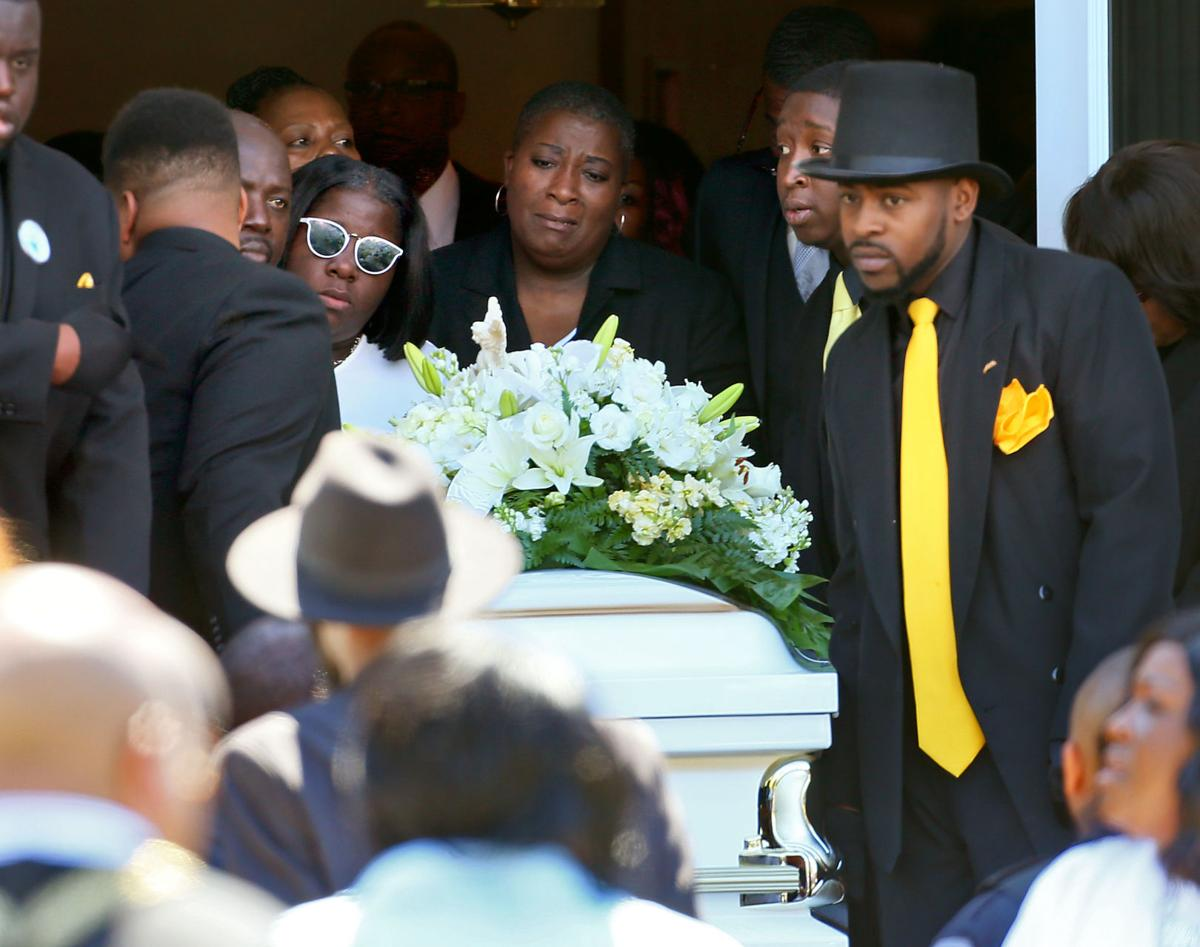Colleton County funeral memorial Forest Hills Elementary School died (copy)