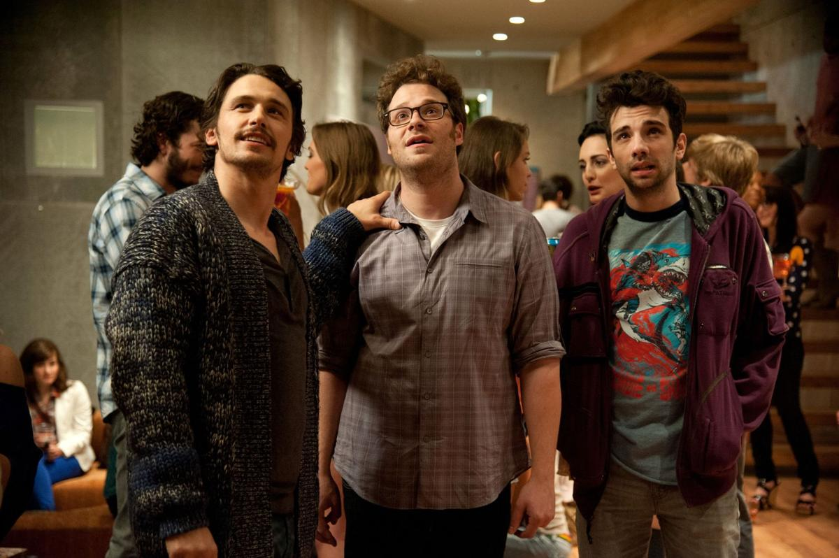 Rogen on reshooting 'The End' end Test audiences wanted more to film's ending scenes