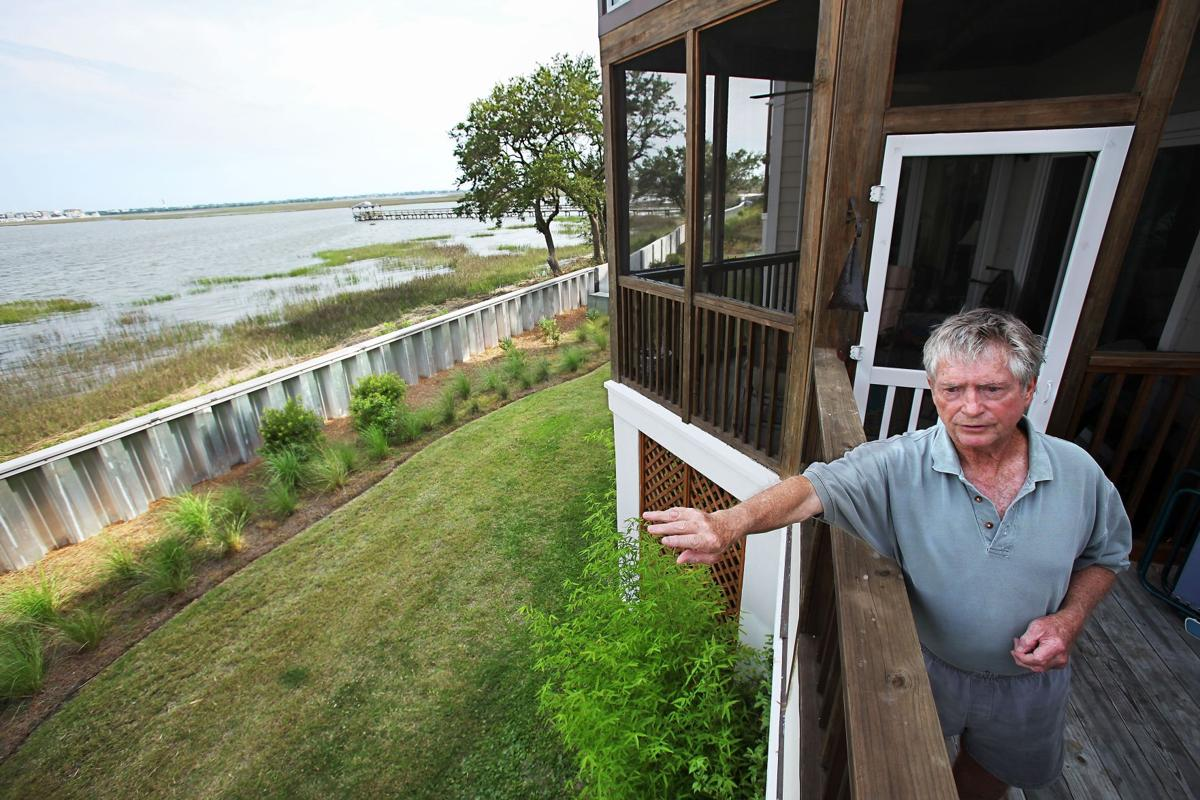 Ocean creeping up on where we live Lowcountry directly in path of rising sea levels Hot spots, triggers bring biggest threats Fight rising seas, or retreat? High tides have big impact Flood insurance rates also rising
