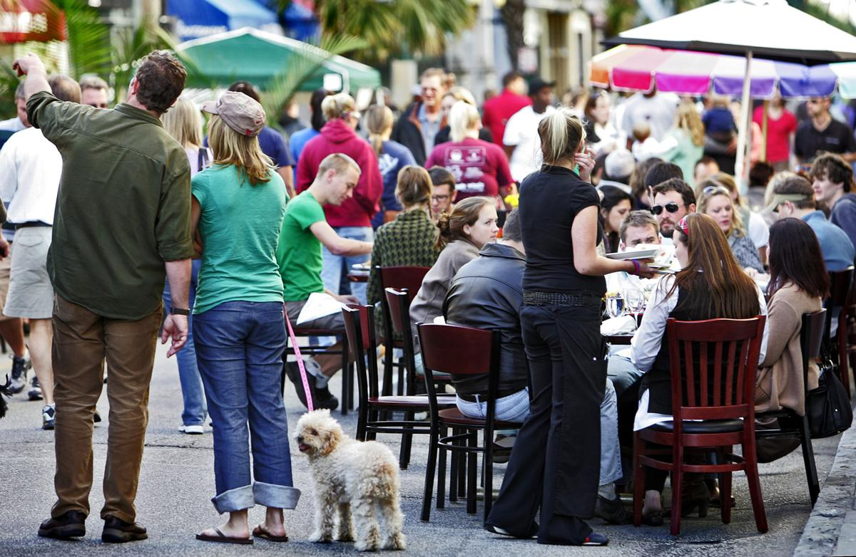 Charleston embraces day of drinking known as 'Sunday Funday'