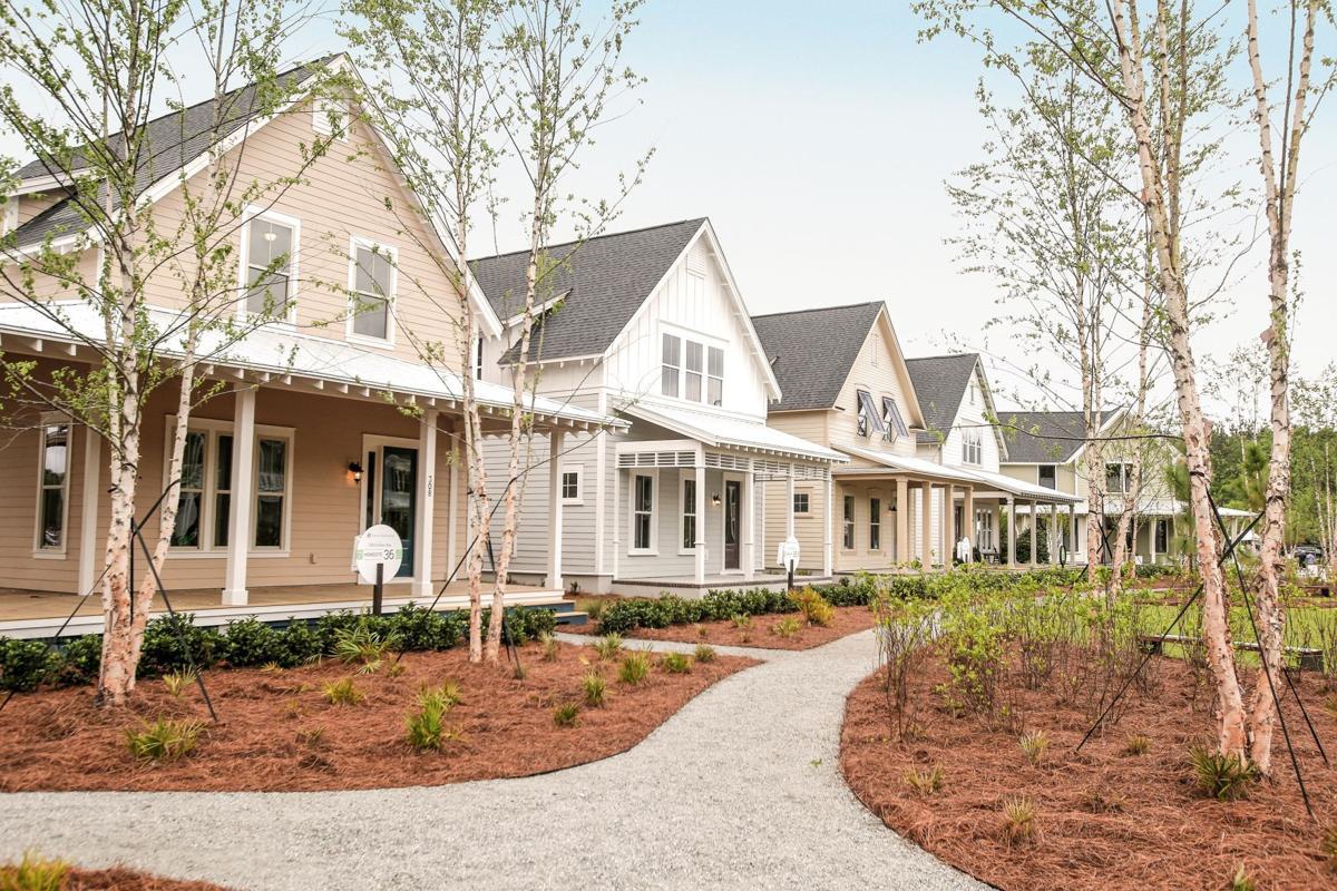 Nexton houses
