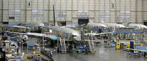 S.C. not at top of list for next 737: Boeing CEO says decision has not yet been made