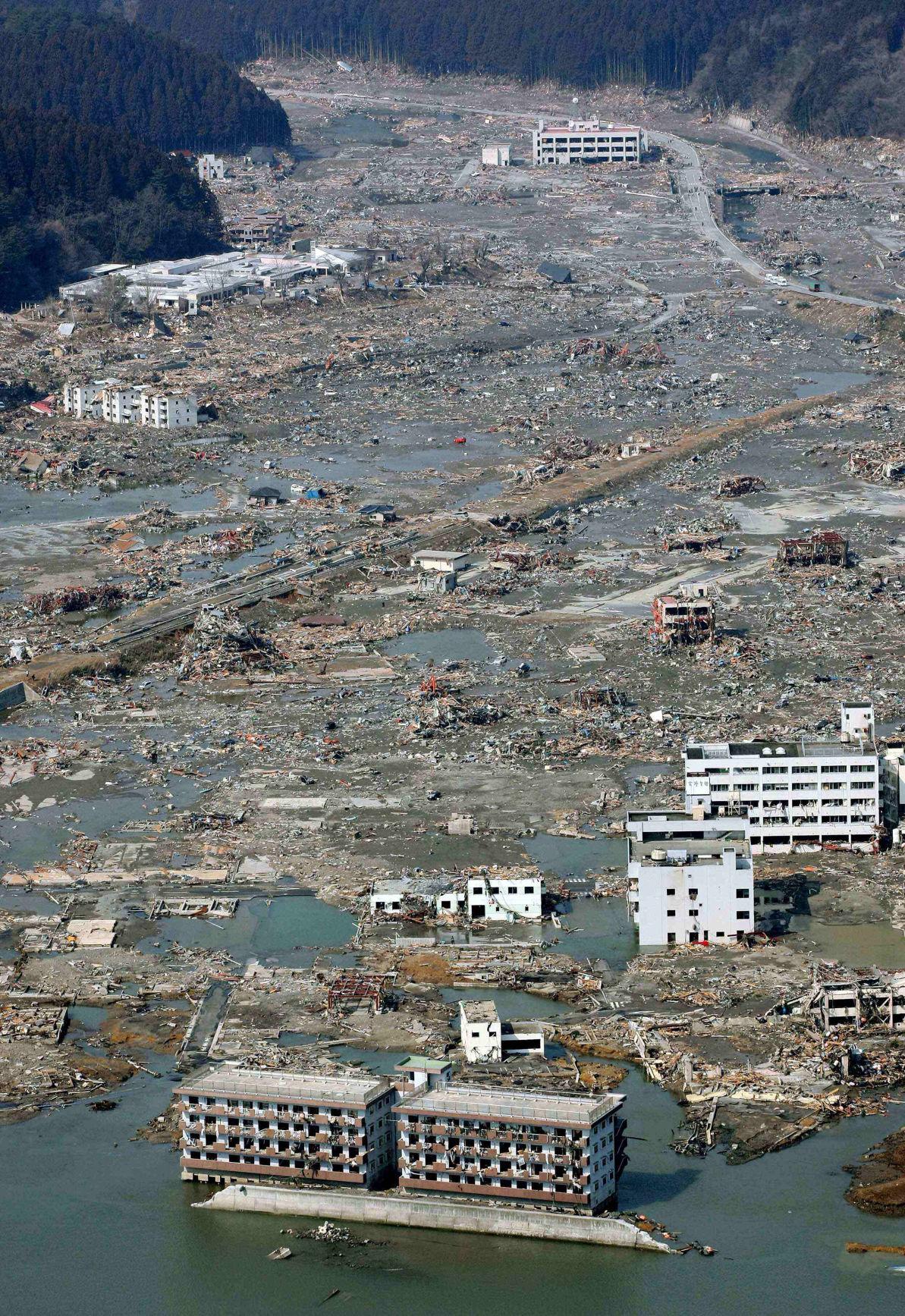 2 years after Japan tsunami, debris keeps washing ashore