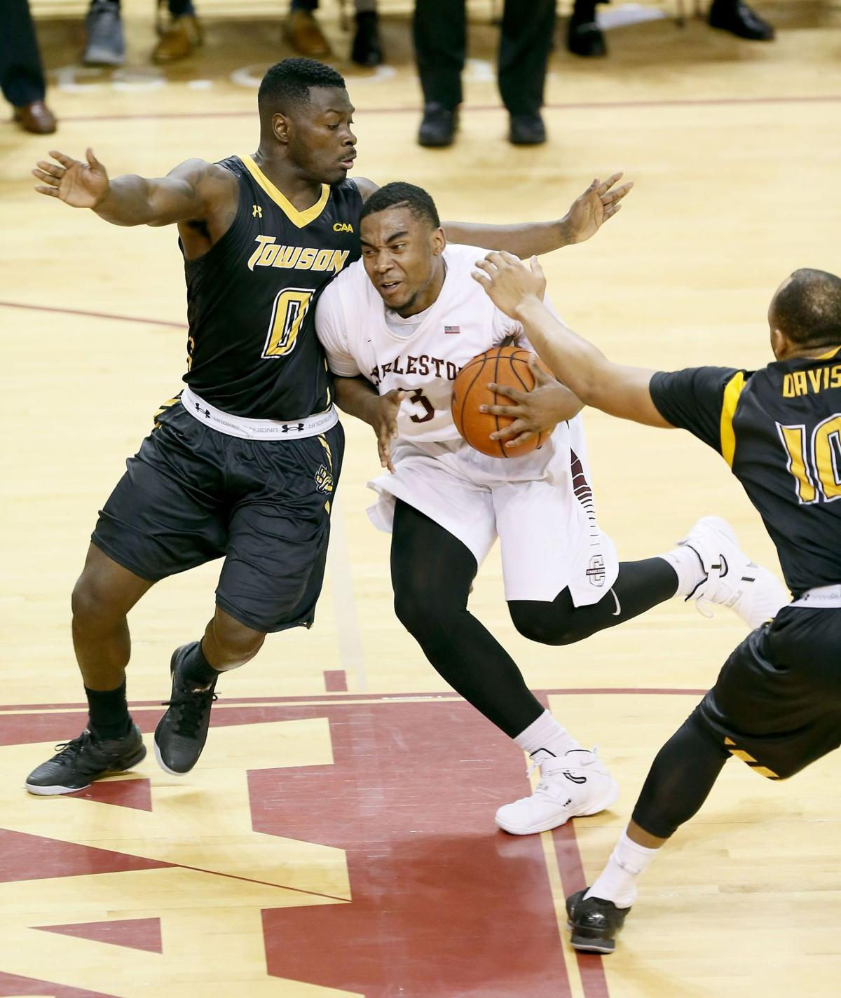 COUGARS DEN: CofC can't play to level of competition