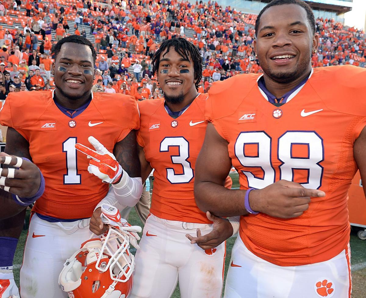 ACC Kickoff notes: Who are Clemson's most improved players?