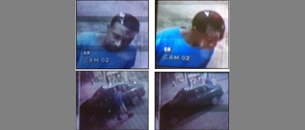 Charleston police search for man who groped woman, struck her with car outside West Ashley gas station today