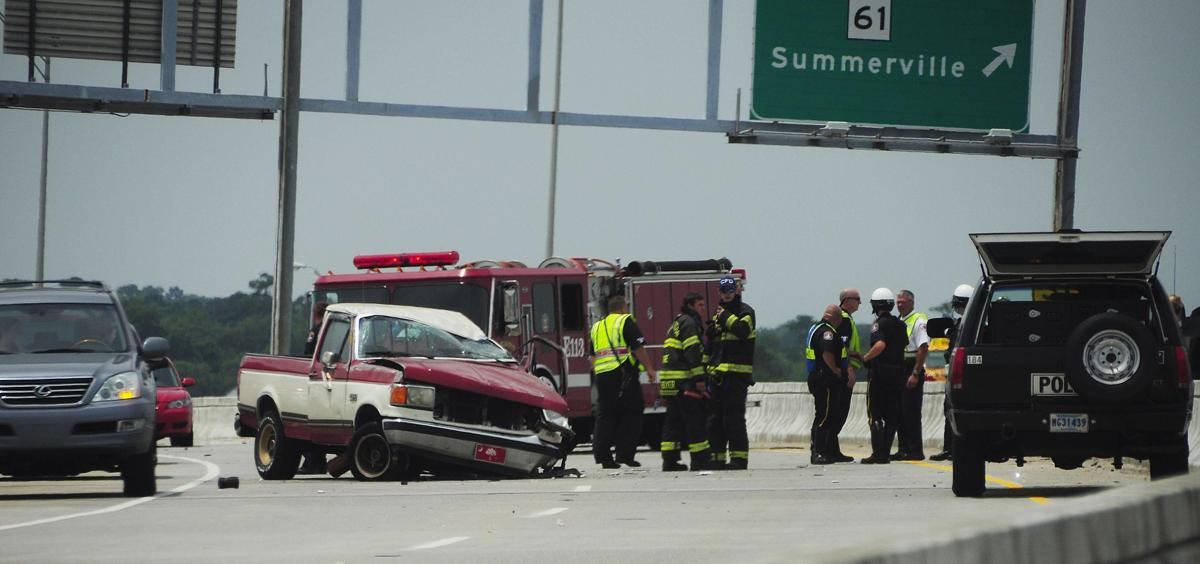 James Island connector reopens after crash