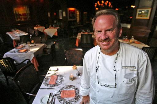 Waggoner leaves Charleston Grill