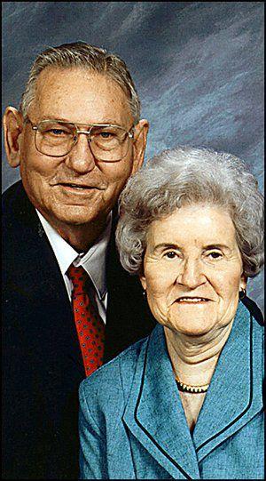 Mr. and Mrs. Dallas S. Deer, jr.