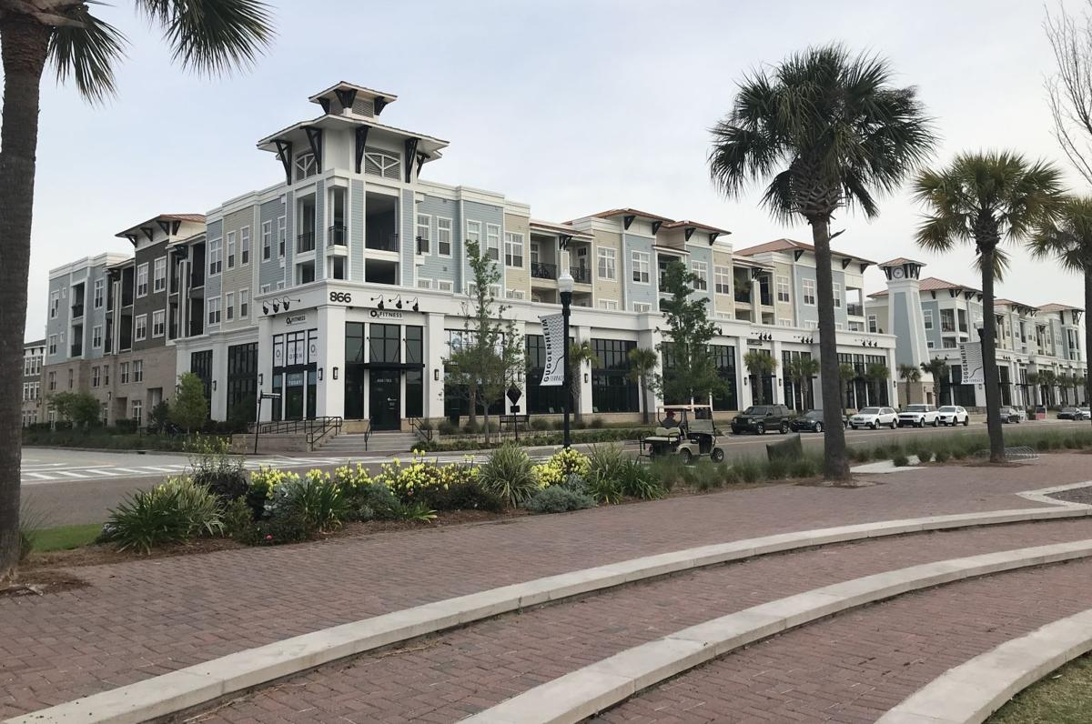 Mount Pleasant Towne Centre Owner Pays Nearly 92m For Daniel Island Mixed Use Property Real Estate Postandcourier Com