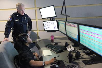 911 Center starts taking calls for Charleston police (copy)