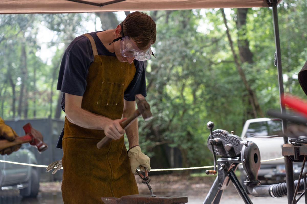 Photos: Magnolia Plantation and Gardens annual history ...