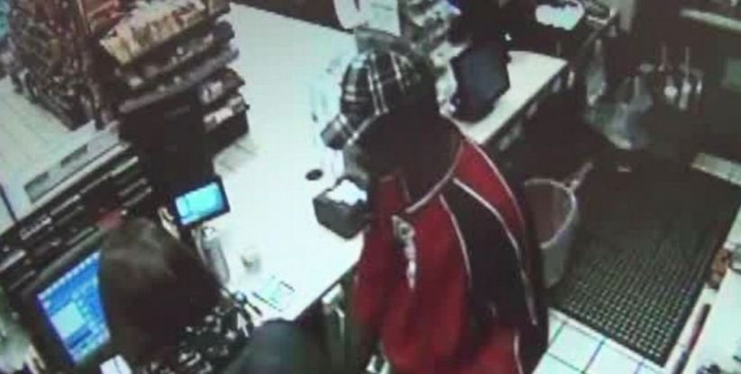 Goose Creek gas station robbery suspect arrested after photos released