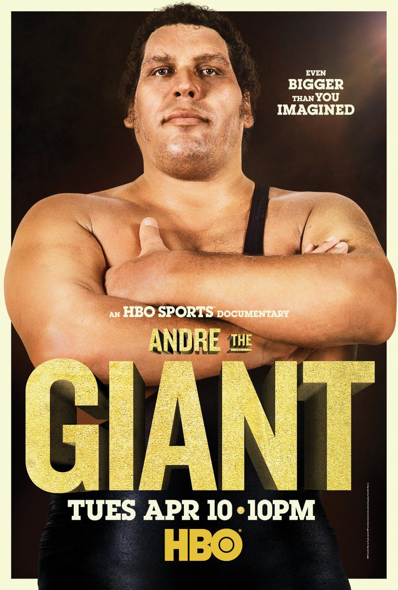 New Hbo Documentary Delves Into Colossal Life Of Andre The Giant
