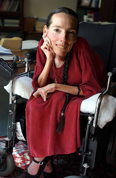 Harriet McBryde Johnson dies