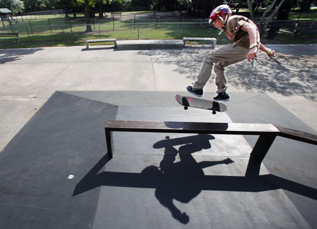 Skate on over, share your ideas for skateboard park