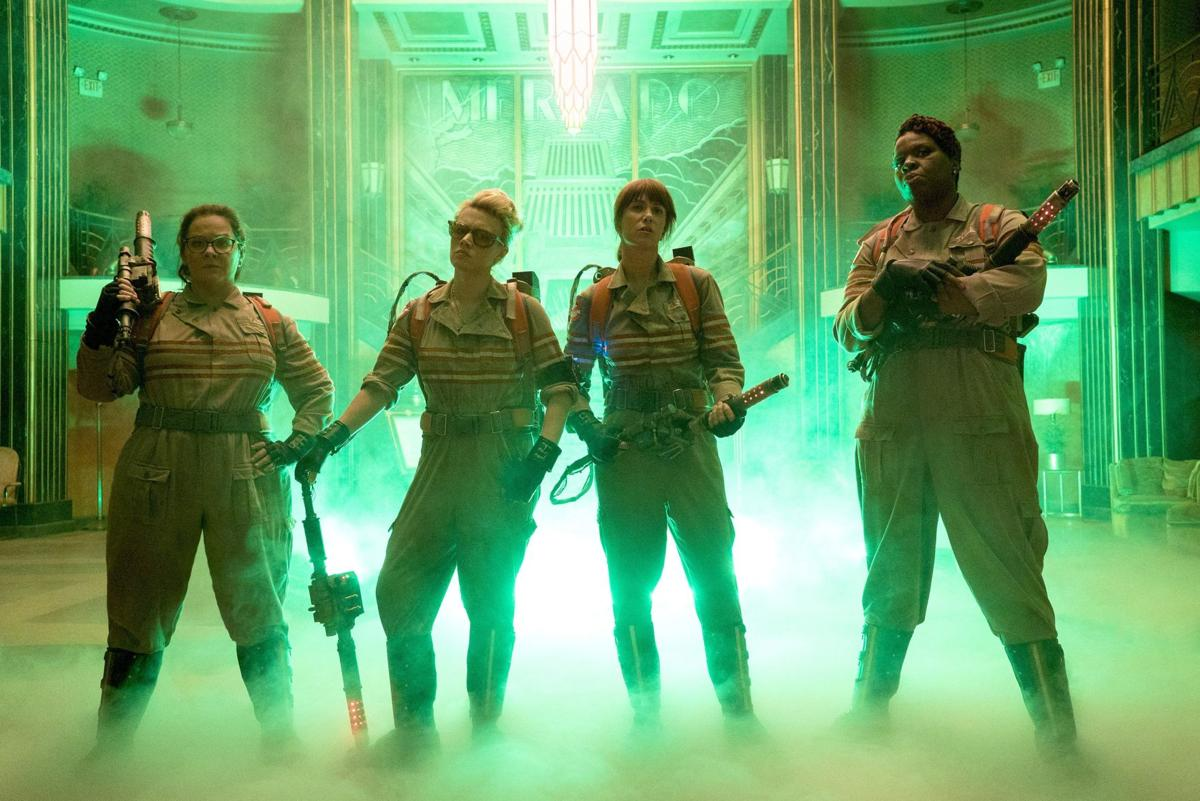Reviving 'Ghostbusters' and keeping the original spirit