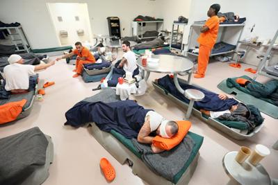 Serious overcrowding pinches the Berkeley County jail from