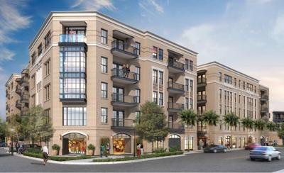 $80M luxury apartments kick off construction in downtown Charleston near Harris Teeter