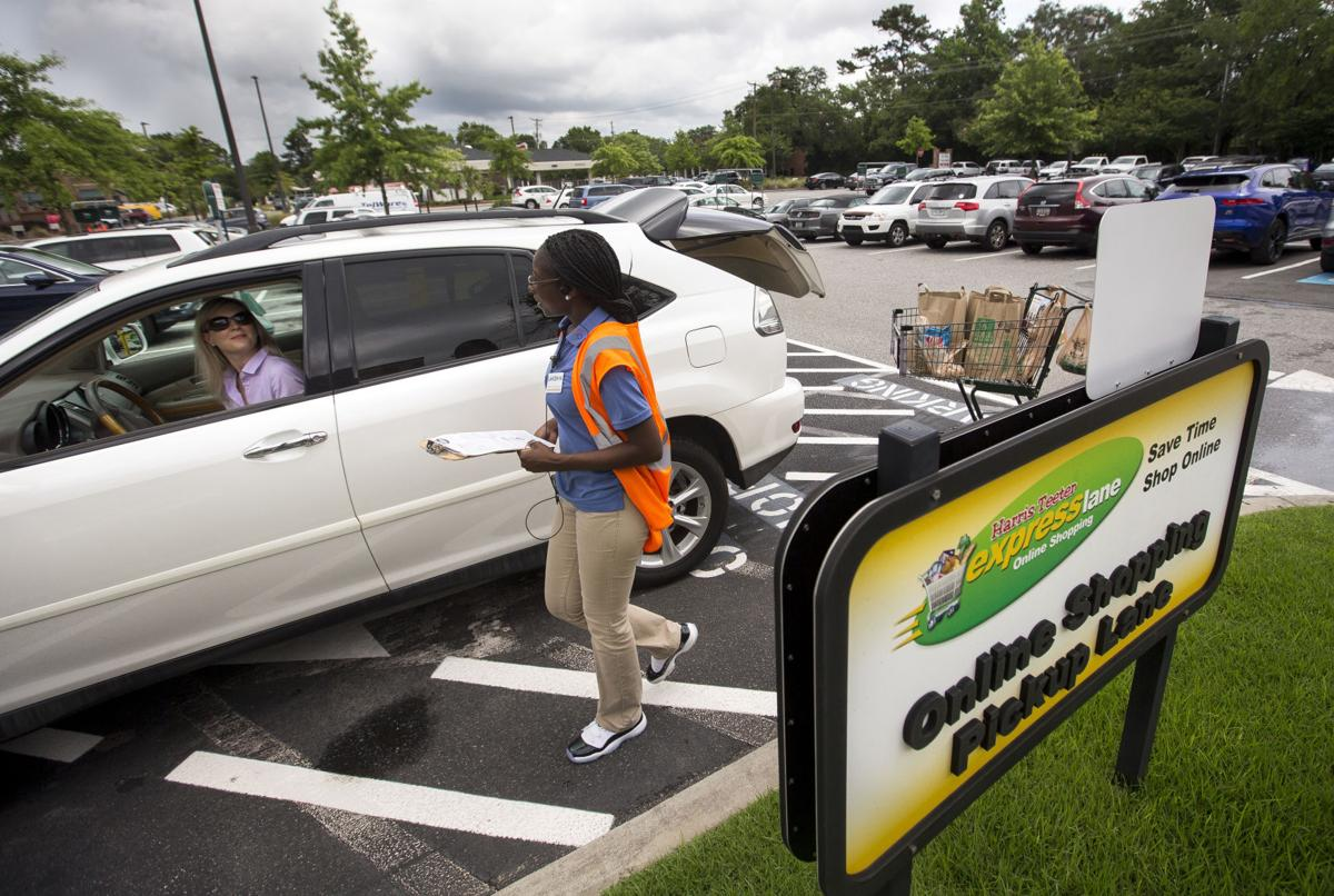 With several Charleston options, online groceries projected to snare
