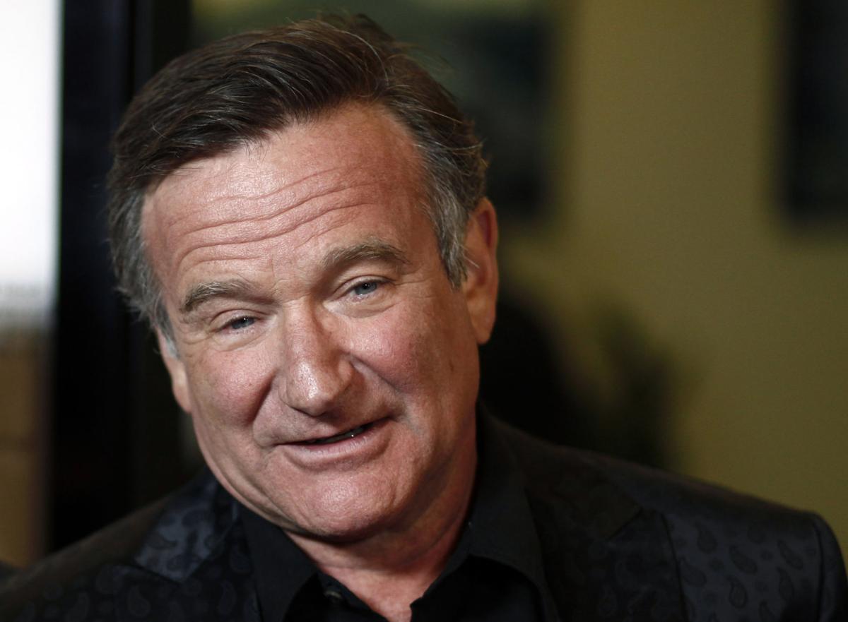 Robin Williams - Oscar winner and comedy star - dead at 63
