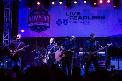Sister Hazel Famously Hot New Year