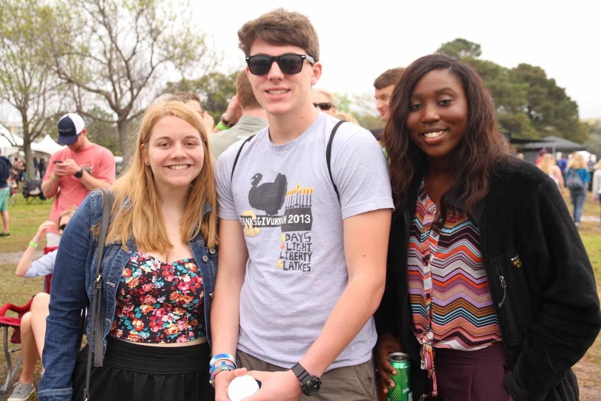 Spring Jam Music Fest Charleston Scene Postandcouriercom