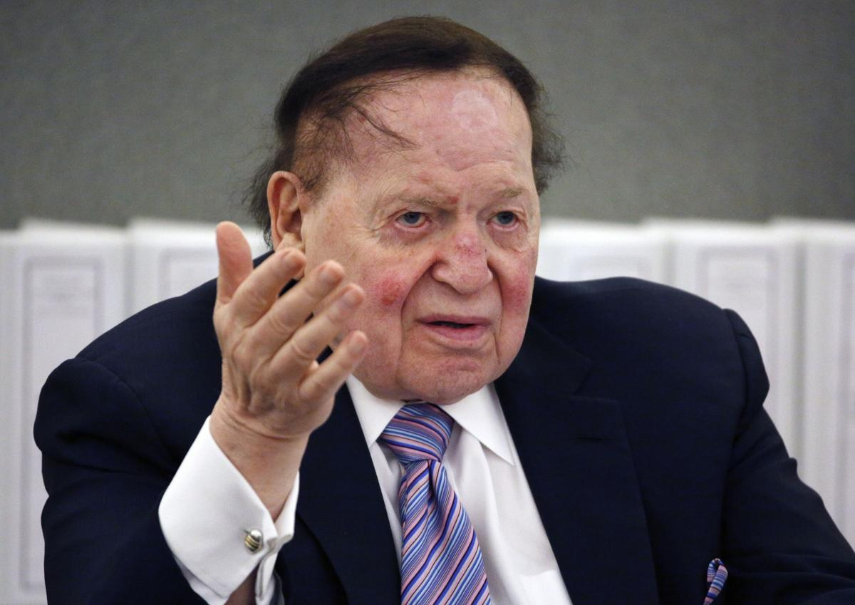 Mega-donors gave $300K boost to Haley's Great Day Adelson, Koch brothers helped her target foes