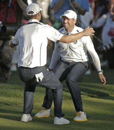 Europe retains Ryder Cup with Kaymer win