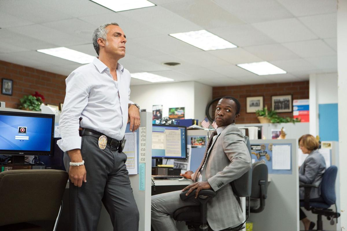 'Bosch' a new Amazon series after years in limbo