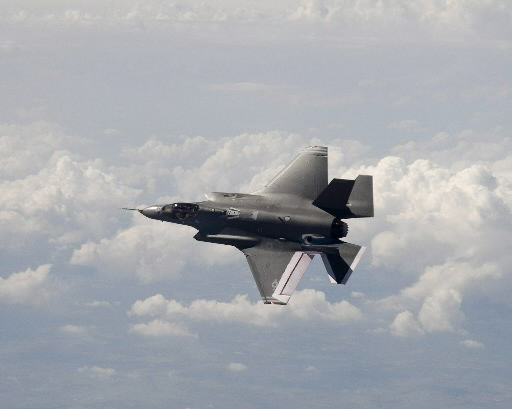 Beaufort base prepares for next generation jets