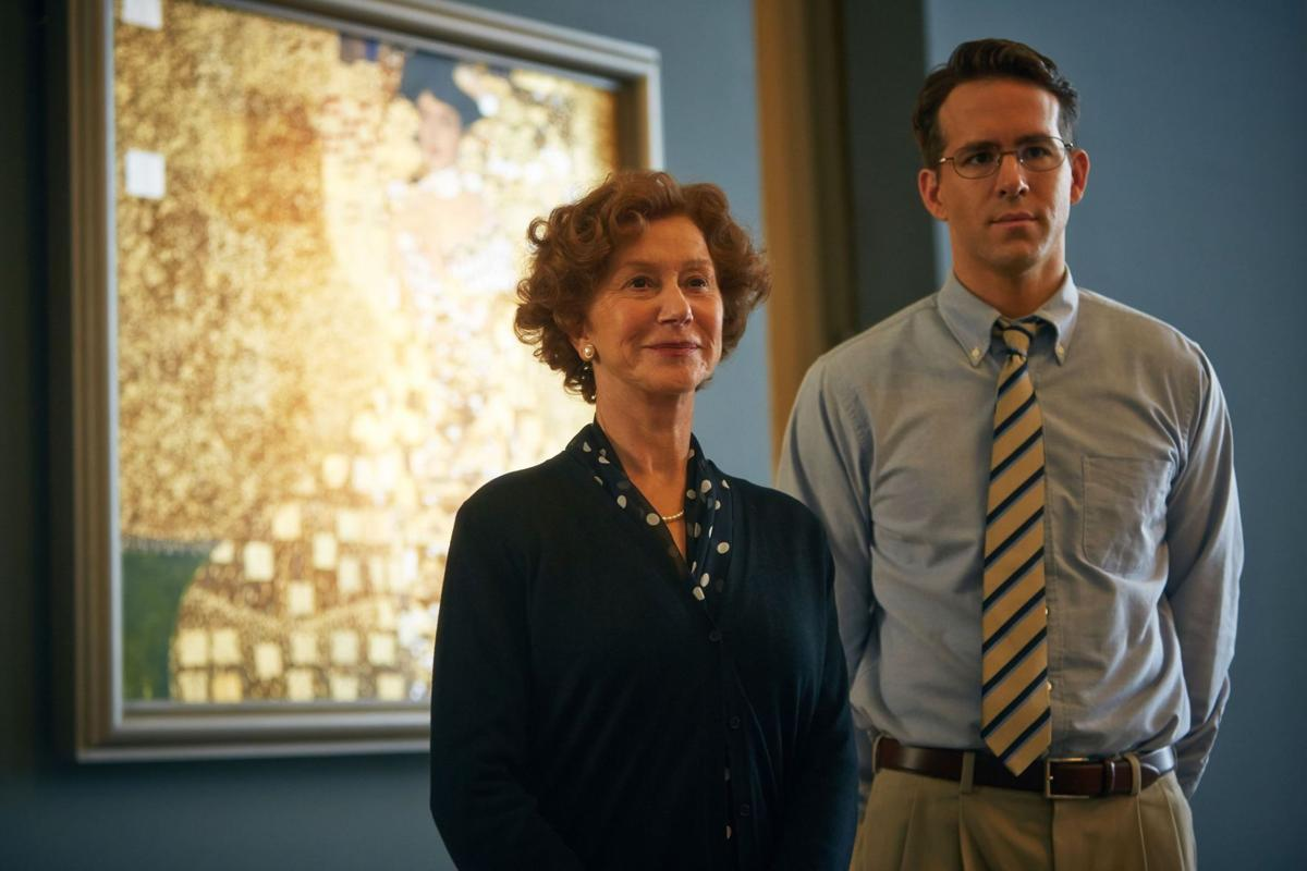 'Woman in Gold' Nazis, priceless art and a tug of war