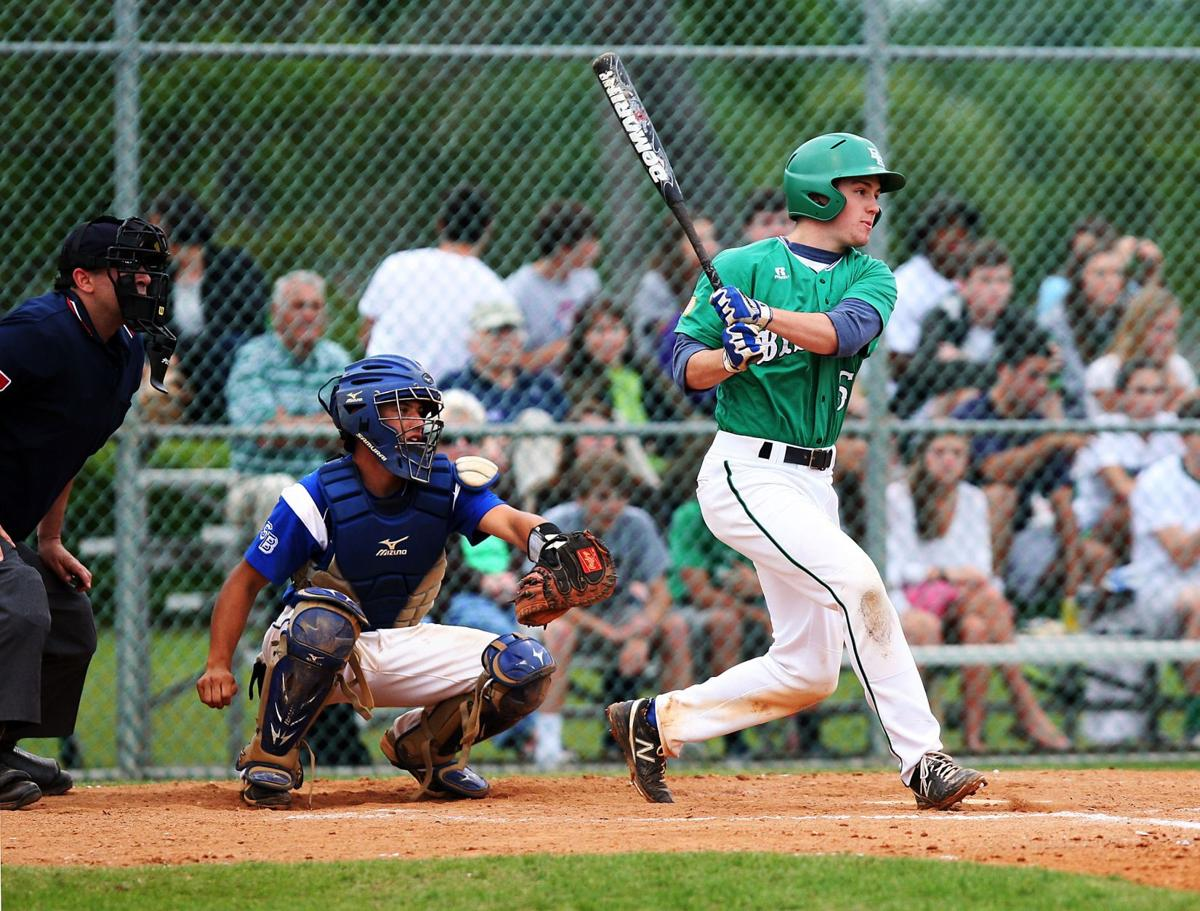 Maddening pace pays off for Bishop England baseball player Zack Madden