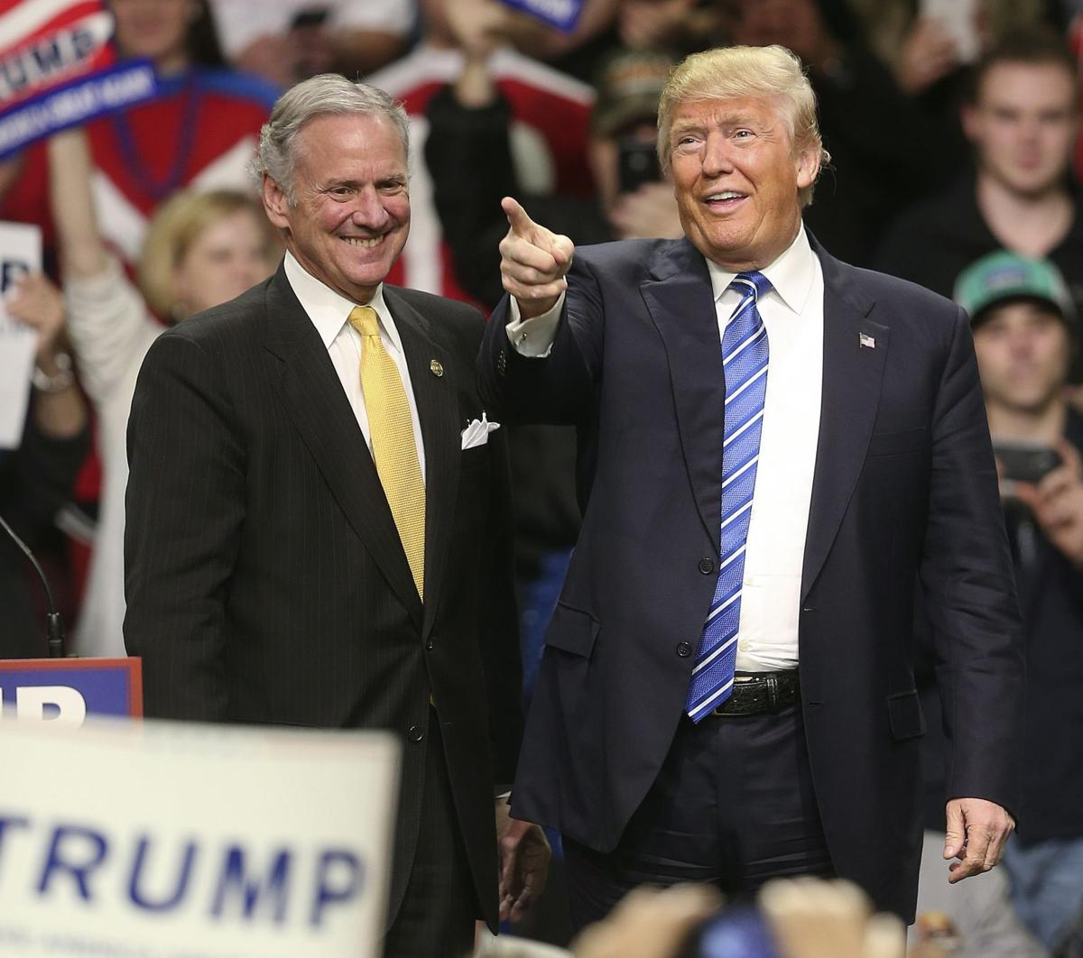 Henry McMaster to deliver nominating speech for Donald Trump
